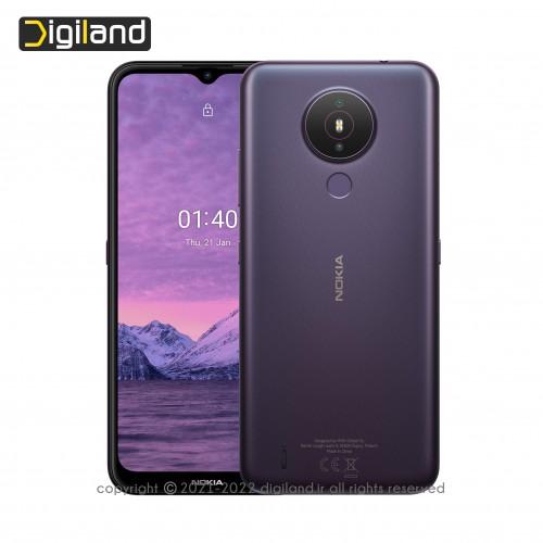 گوشی موبایل نوکیا مدل Nokia 1.4 (2021) دو سیم کارت ظرفیت 64/3 گیگابایت