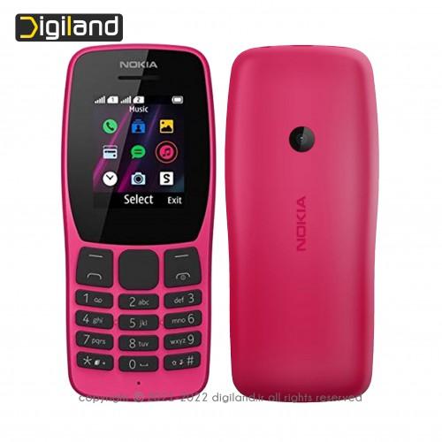 گوشی موبایل نوکیا مدل (2019) Nokia 110 دو سیم کارت