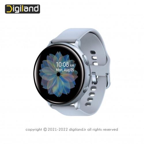 ساعت هوشمند سامسونگ مدل (44mm) Galaxy Watch Active2 SM-R820 با بدنه آلومینیوم